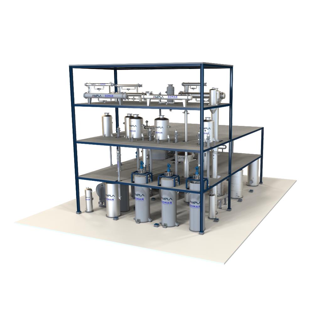 Planta de Produção de Biodiesel