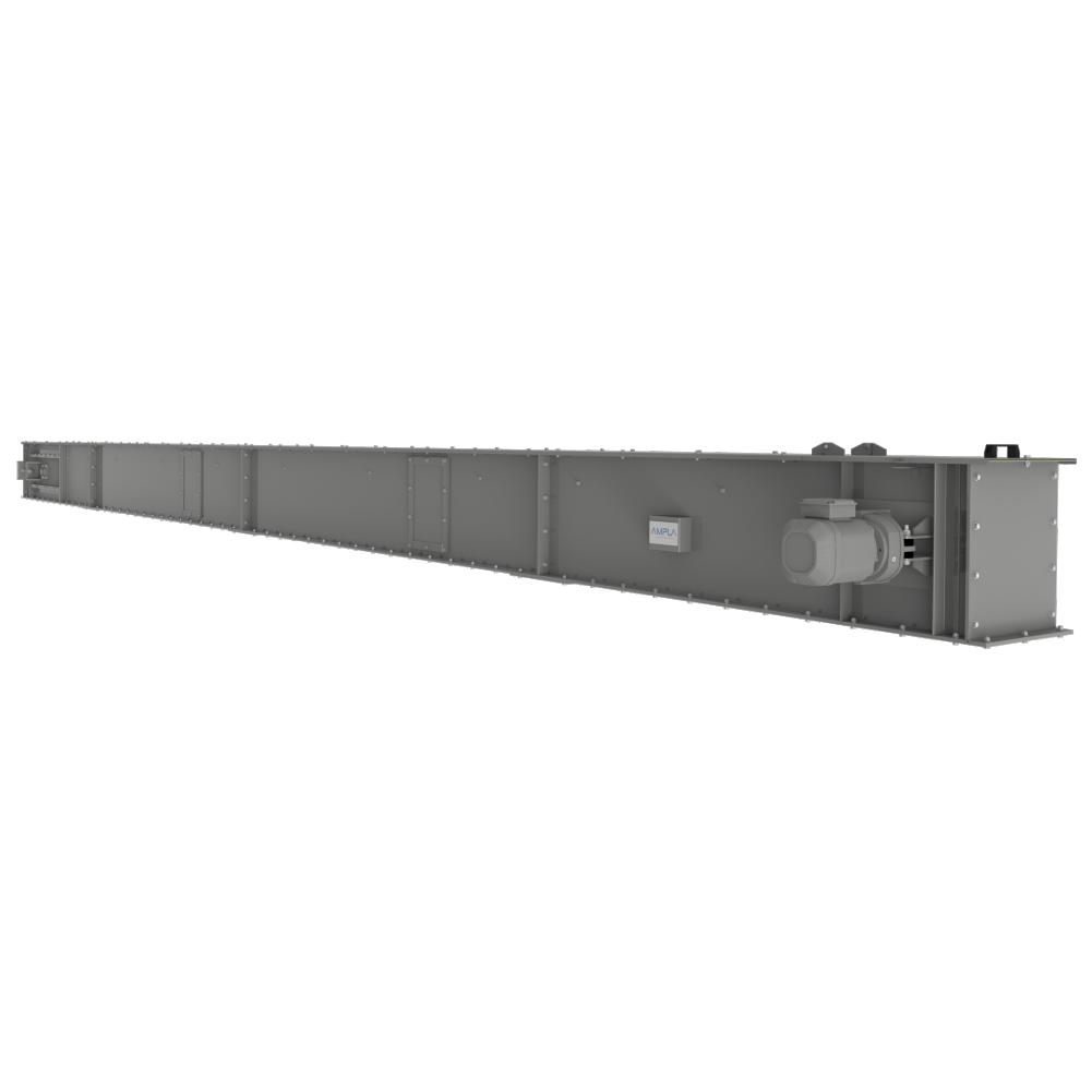 Transportador de Corrente-Redler